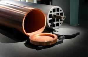銅-鋳鉄キャニスタ(写真:ポシヴァ社ウェブサイトより引用)