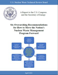 NWTRB報告書の表紙
